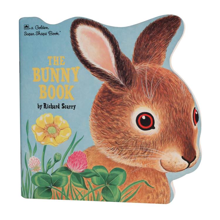 絵本 THE BUNNY BOOK