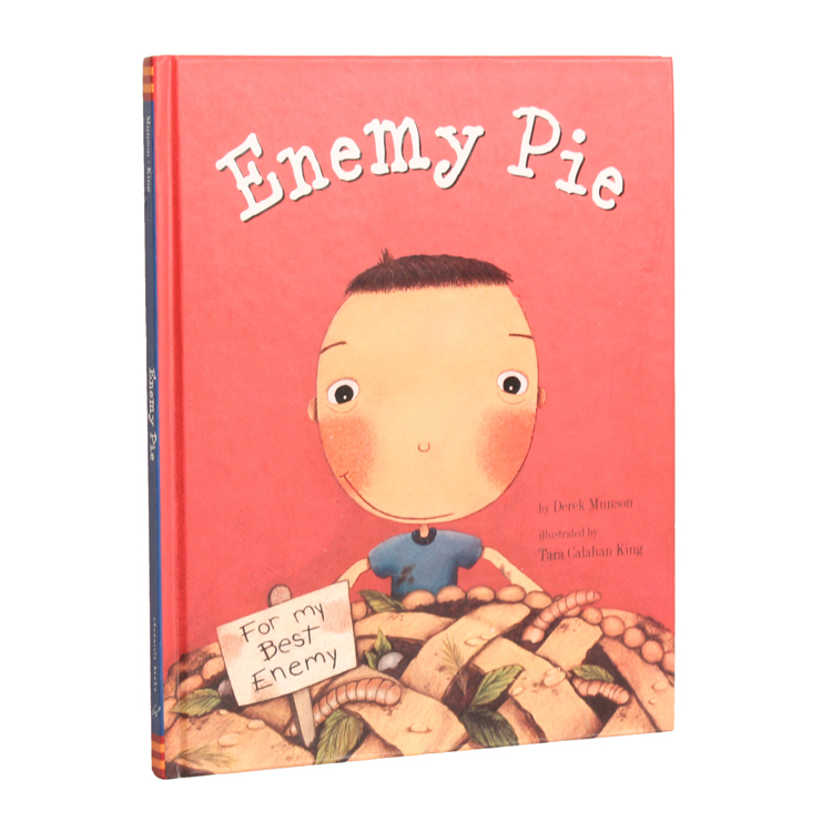 洋書 Enemy Pie